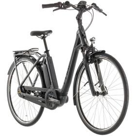 Cube Town Hybrid Pro RT 500 Bicicletta elettrica da città Easy Entry grigio